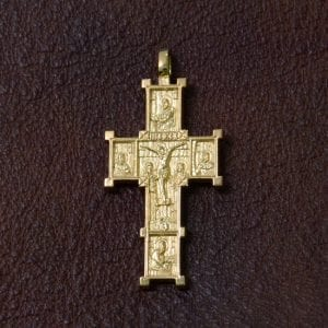 16th century russian cross