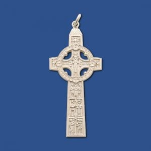 Celtic pectoral cross