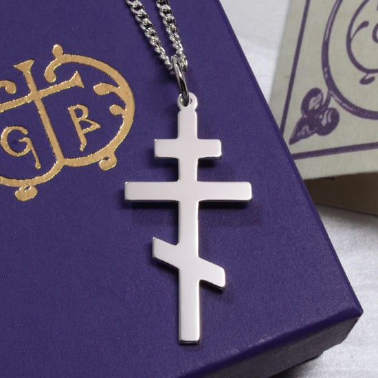 eastern orthodox cross