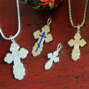 St. Olga Cross Collection™