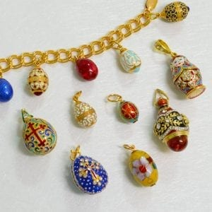 Egg Pendants