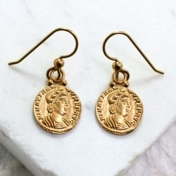 empress theodora coin