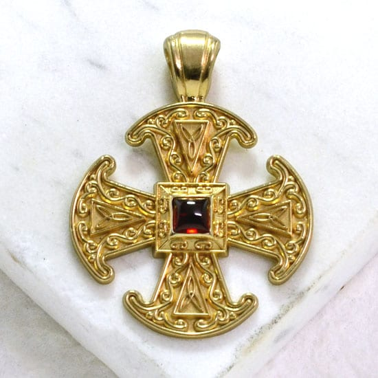 Canterbury Cross