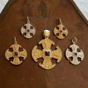 Anglican Crosses