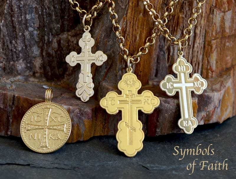 Secret Meanings Symbols Of Faith Gallery Byzantium