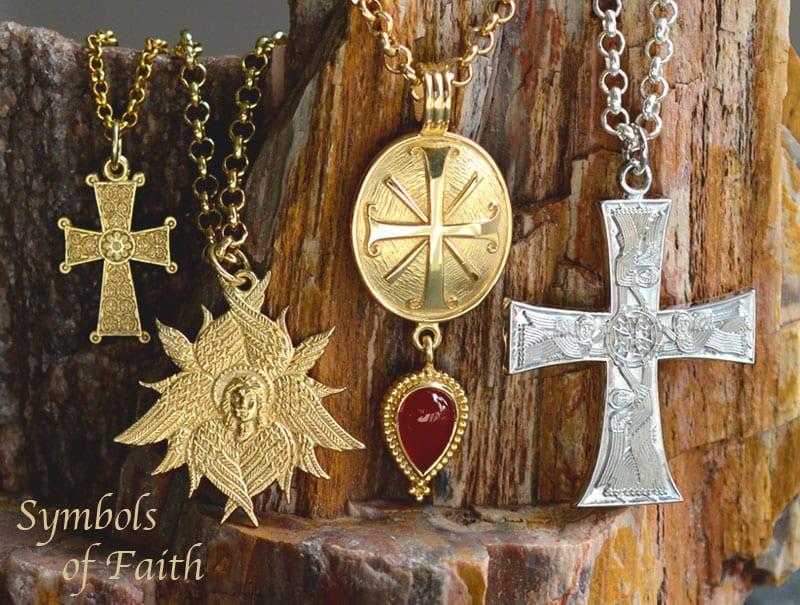 Secret Meanings Symbols Of Faith Part Iv Gallery Byzantium