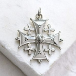 Crusaders cross
