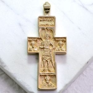 St. Michael Orthodox Christian Cross