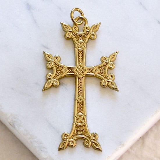 Siroun Armenian Cross