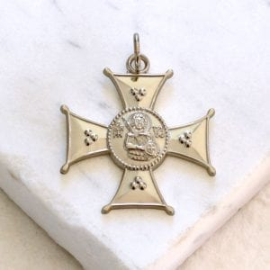 St. Demetrios Greek Orthodox Cross
