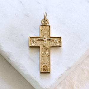 Mt. Athos Cross