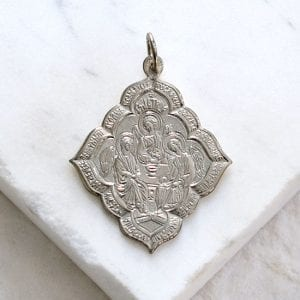 Holy Trinity Medallion