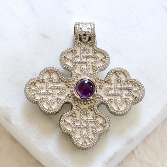 Scandinavian cross design